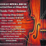 Tickets on sale now for Domka Family Christmas