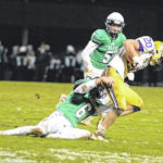 Four Colts earn all-Ohio awards