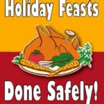Four steps to food safety for holiday meals