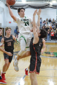 Gallery: Clear Fork 55, Shelby 48; Boys basketball photos by Jeff Hoffer