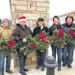 Local DAR group takes part in Wreaths across America