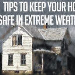 If weather is frightful, stay safe indoors