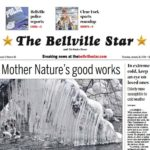 Newspapers could arrive late; E-edition of Bellville Star available for free through Feb. 6