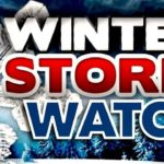 Winter Storm watch for Richland County; 10-15 inches of snow possible