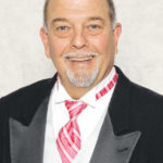 Frank DeWitt honored by Fun Center Chordsmen