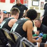 Colts start fast in boys hoops win over Harding