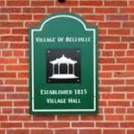 Bellville Village Council members share good finance news; easement granted for regional sanitary sewer site