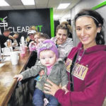 Clear Fit, a new Bellville business, offers a healthy alternative to fast food
