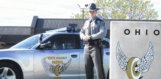 Ohio State Highway Patrol Trooper Jacob A. Dickerson has been selected as the 2018 Trooper ofthe Year at the Mount Gilead Post.