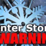 Winter storm warning from midnight Friday through 10 a.m. Sunday