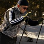 You can take your exercise routine outside when it gets cold