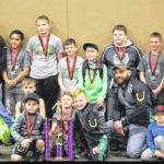 Clear Fork Elite team wins title