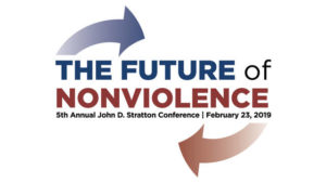 Program planned on 'The future of non-violence'