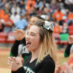 Gallery: Clear Fork cheerleaders, fans in sectional title game; Photos by Jeff Hoffer