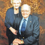 Galen and Jean (Cramblit) Crawford celebrating 65th anniversary