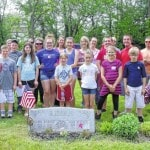 4H Club honors WWII vets
