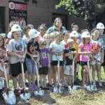 Breaking ground on their future
