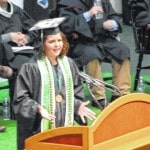 Wollett graduates from Wilmington College