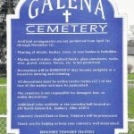 State auditor confirms cemetery ownership