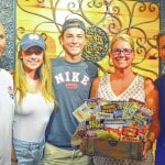Local family wins vacation package