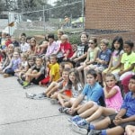 Delaware second graders bid farewell to butterfly