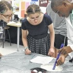 Delaware students study the effects of gravity