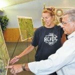 Residents look at intersection fix