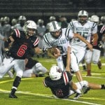 Late TD helps Westland slip past Hayes