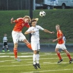 Pacers, Pioneers battle to 1-1 tie