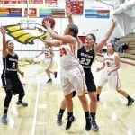 Warhawks pull away from Golden Eagles