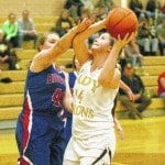 Barons pull away from Highland, 61-27