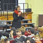 Willis principal tells students about Dominican Republic trip
