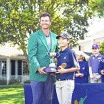 Raines shines at Augusta National