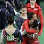 'Final Five' win one more gymnastics gold for Karolyi
