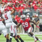 Lewis anchoring 'hungry' defensive line