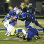 Liberty, now 8-0, handles rival Olentangy 31-0