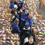 Volunteers make Christmas special for many