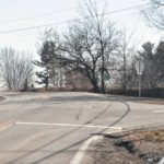 Curve Road gets two new stop signs