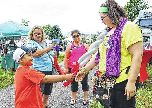 The annual Powell Festival, presented by Mount Carmel, is set for Friday and Saturday in Village Green Park, 47 Hall St. It will be open from 5 to 11 p.m. Friday and noon to 11 p.m. Saturday.
