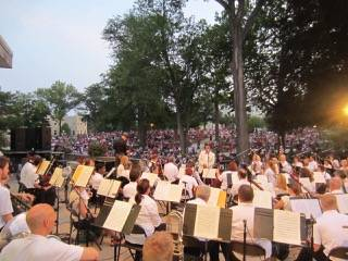 The Central Ohio Symphony will present its annual Independence Day concert at 7:30 p.m. on Tuesday, July 4 in Phillips Glen, located behind Gray Chapel on the campus of Ohio Wesleyan University.