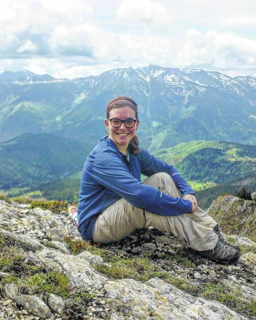 Delaware County resident Grace Fuchs will share about her experiences from a trip to the Balkan mountains region on Sunday at Zion United Church of Christ, 51 W. Central Ave, Delaware. Fuchs will speak during the 10 a.m. service.