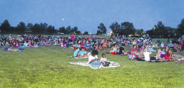 According to Orange Township officials, the Summer Nights event was well attended by approximately 175 people. The next installment is set for 7 p.m. Saturday at North Orange Park.
