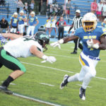 Braves look to handle Shamrocks for 2nd time