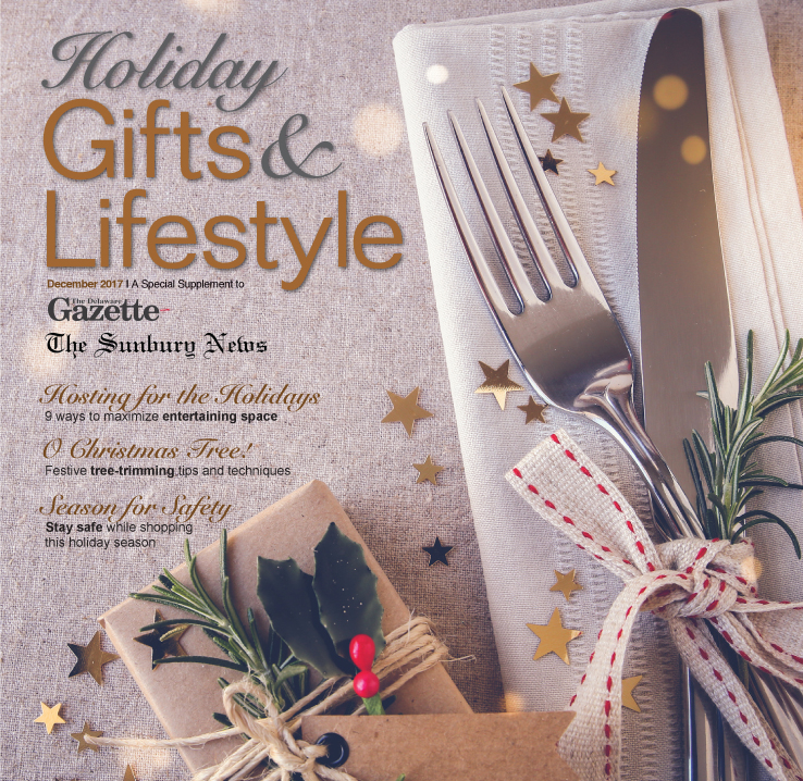 Holiday Gifts & Lifestyles 2017