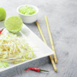 Chow Line: Be careful with raw or lightly cooked sprouts