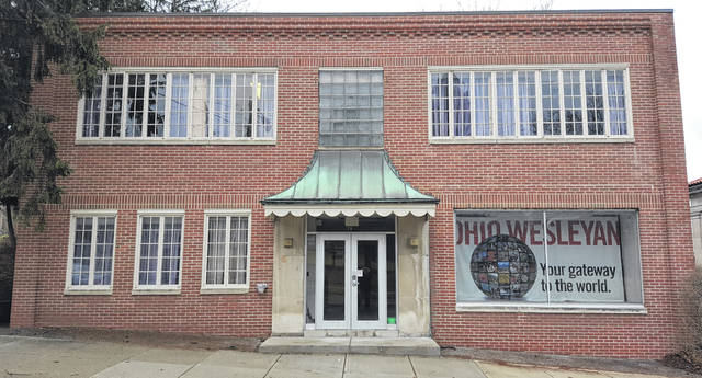 Ohio Wesleyan University's Stewart Annex, 70 S. Sandusky St. in Delaware, is scheduled to be renovated in the coming months to house the Delaware Entrepreneurial Center, a joint venture between the university, City of Delaware, and Delaware County.