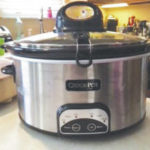 Tips for safely using your slow cooker