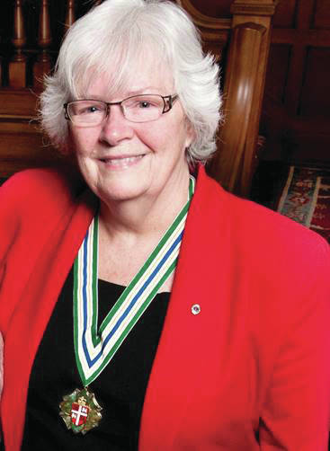 Ohio native Shirley Brooks-Jones, recipient of the Order of Newfoundland and Labrador for her work following the 9/11 terrorist attacks, will speak Feb. 14 at SourcePoint, 800 Cheshire Road, Delaware.