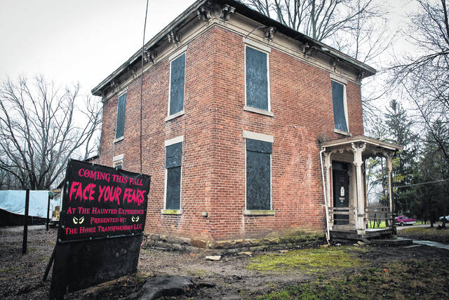 Buckeye Valley Locals Schools will take possession of the property and old house at 530 E. Main St., Ashley, formerly known as the Haunted Hoorah Halloween attraction, on Thursday, May 17. According to school officials, several assessments need to be taken before the old house can be demolished.