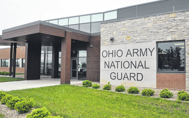 """The """"Eyes of Freedom"""" traveling memorial will be on display May 29 through June 3 at the Ohio Army National Guard facility at 1120 S. Houk Road in Delaware."""